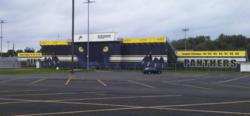 Perry Stadium with Bleacher Jersey