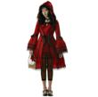 Strangling Red Riding Hood Tween Costume