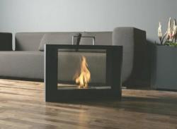 Portable Ventless Gel Fireplace