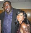 Quinton Aaron and Tatiyana Ali