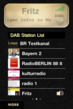 Germany offers rich slide show contents on DAB+