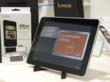 German DAB+ slide show display on iPad by LINGO iMini
