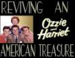 """Ozzie & Harriet"" TV Revitalization Project - Kickstarter.com Banner"