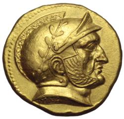 Obverse of Sophytes Coin