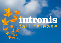 Intronis Fall Release