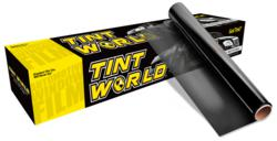 Tint World window film packaging