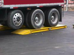 axle weight limitations on truck load plans