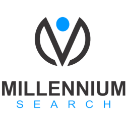 Millennium Search logo