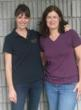 Victoria Stilwell with Amy Weeks