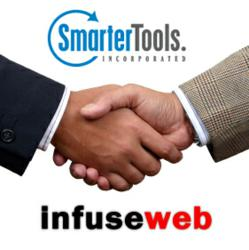 Infuseweb Renews Partnership with SmarterTools