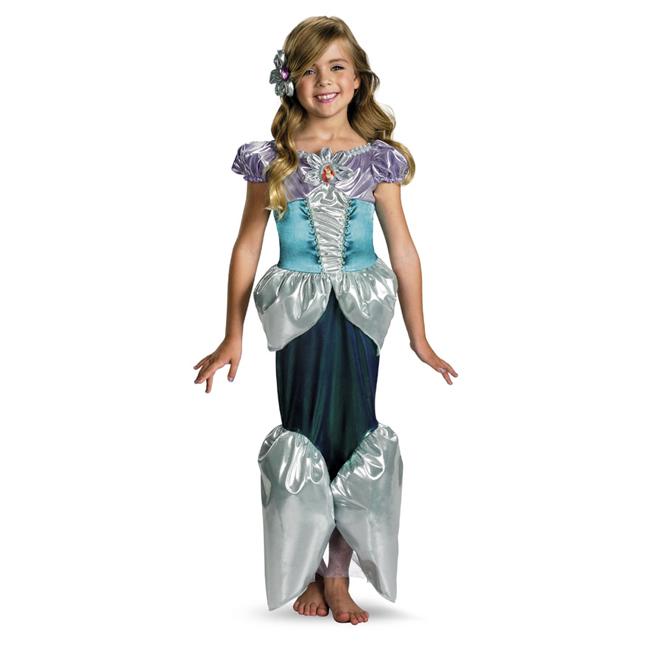 Disney ariel the little mermaid costume for kids