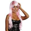 Mermaid Pink Glamour Wig