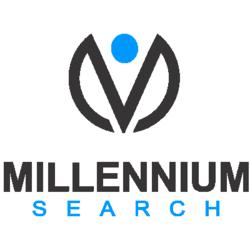 Millennium Search logo