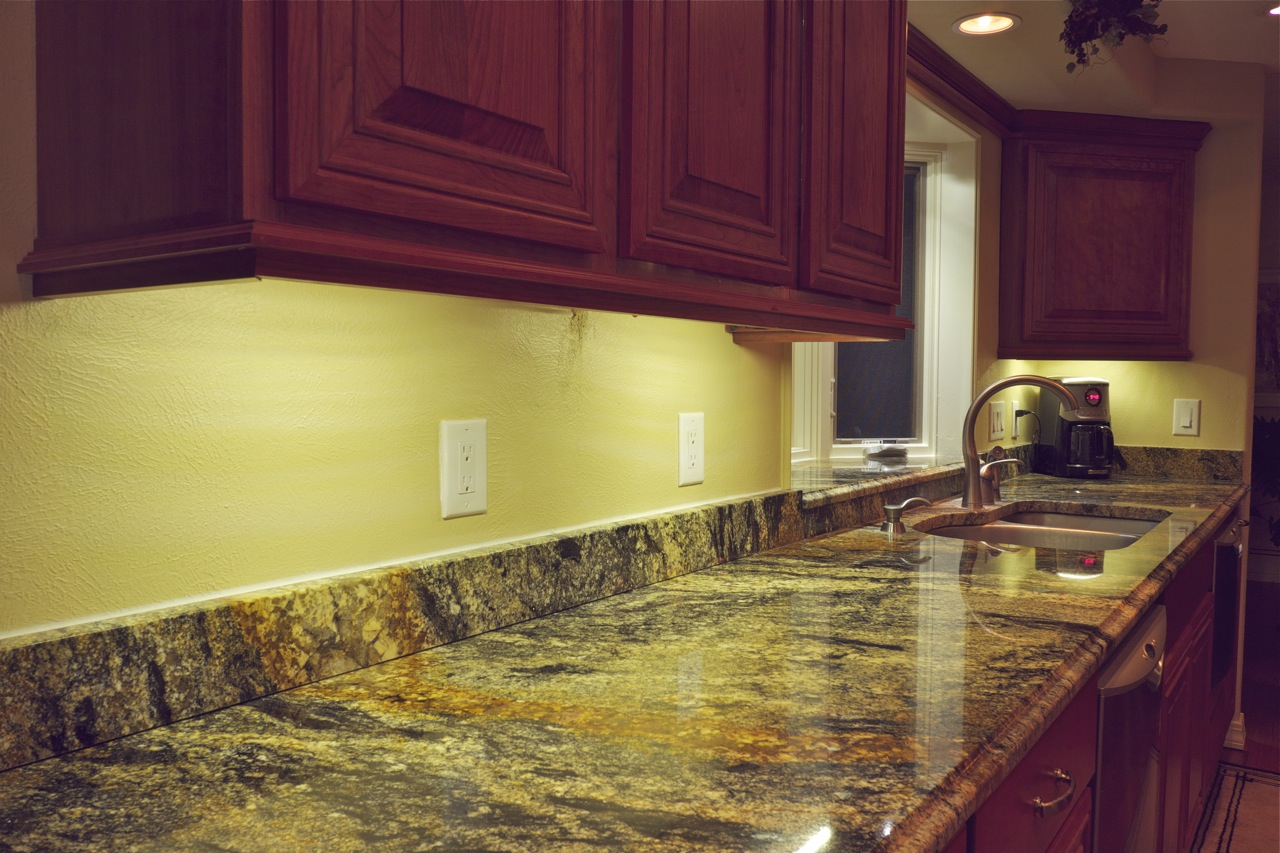 prweb kitchen cabinet lights DEKOR LED Under Cabinet Lights make task areas more functional