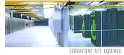 Cirracore Cloud Cage at Equinix