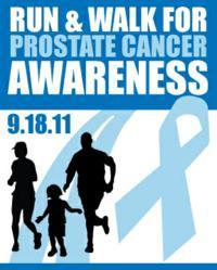 Prostate Cancer walk