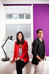 Boticca.com co-founders Avid Larizadeh and Kiyan Foroughi