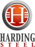 Harding Steel Inc. logo.
