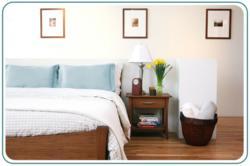 organic mattress by Bella Sera Organics