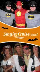 Halloween singles cruise