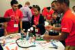 "High School for the Engineering Professions students participate Tuesday in the ""UnWired Challenge"" at the ChemInnovations Conference, where Honeywell announced its 2011-12 Engineer of the Future Scholarship Program."