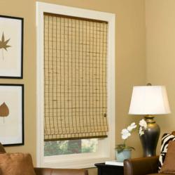 discount woven wood blinds
