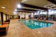 Swimming, water aerobics, water volleyball, and other fun aquatics are enjoyed by many residents.