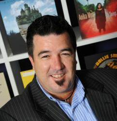 Eventfinder chief executive, Michael Turner