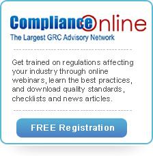 Compliance Online -Training Program