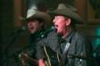 David Ball performing at Dosey Doe