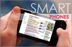Local businesses should target SmartPhone users with mobile advertising.