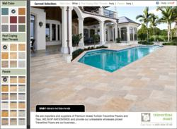 Virtual 3D Patio Designer