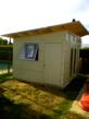 Green materials to build sustainable sheds