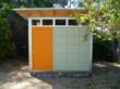 Sustainable materials to build green sheds