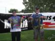 Dry Creek Open Bass Tournament Champions Anthony Avalos and John Lancaster