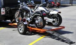 Trailers for Motorcycles