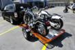 Limited Edition Motorcycle Trailer