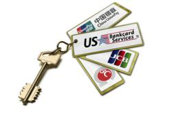 US Bankcard Services gives you the key to Asian tourist's business.