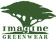 IMAGINE GreenWear Logo