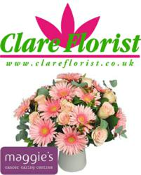 clare florsit maggies pink bouquet