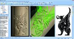 CNC Art Software BobART Pro
