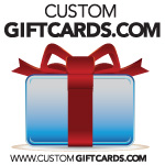 You will find all you need for ordering custom gift cards at CustomGiftCards.com