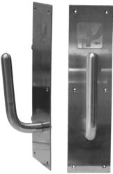 SanitGrasp Hands Free Restroom Door Handle Solving Germ And ADA Issues