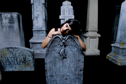 Halloween monuments