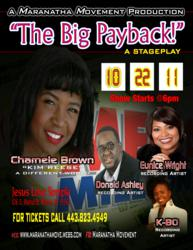 The Big Payback, Starring Charnele Brown from A Different World