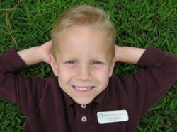 Jacob Ralston is the son of Susan Ralston, the Founder and Executive Director of the Pediatric Proton Foundation.