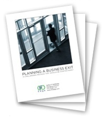 Planning a Business Exit White Paper