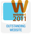 The Outstanding Website WebAward was given to Magnetic for their work on the new Crisis Center of Tampa Bay's website.