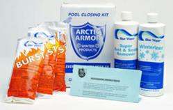 Backyard Ocean offers pool owners a variety of pool winterizing kits and supplies.