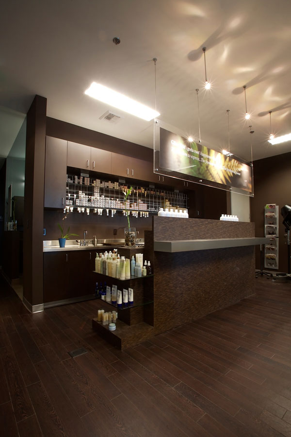 Local san diego salon gila rut participates in aveda s for A salon san diego